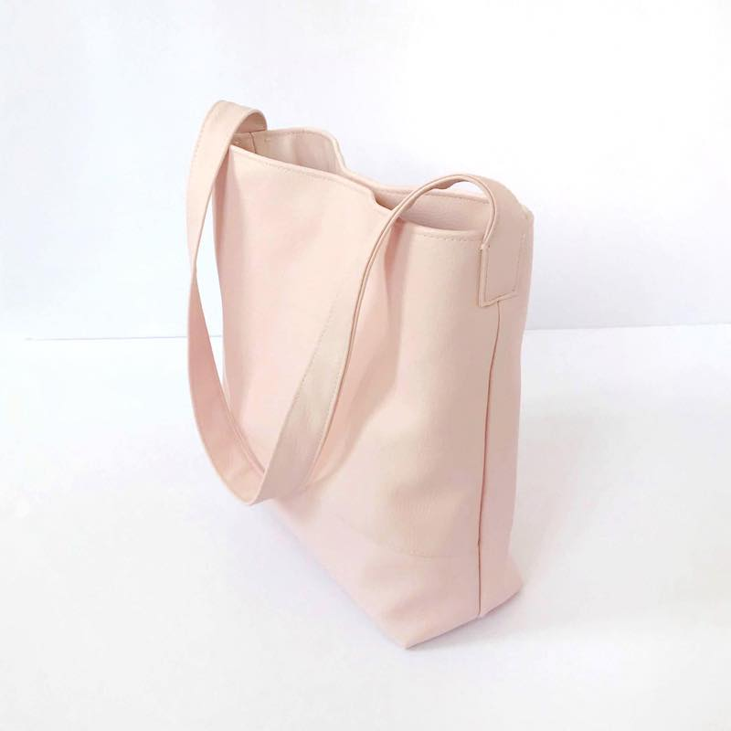PINK HOBO BAG PERSONALIZED