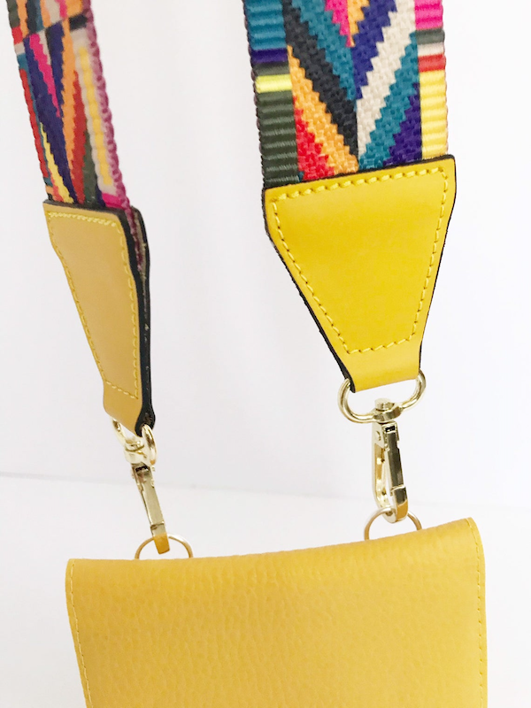 Multicolor Shoulder Bag Strap Replacement Remomable
