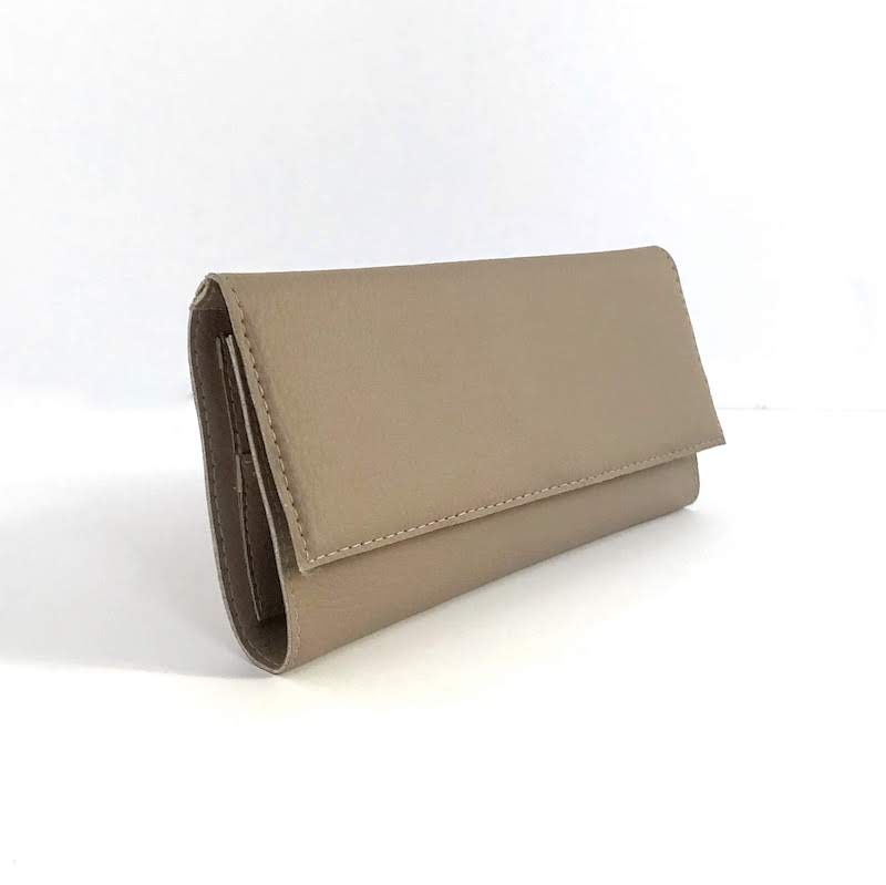 Gray Wallet for Woman, More Colors Available