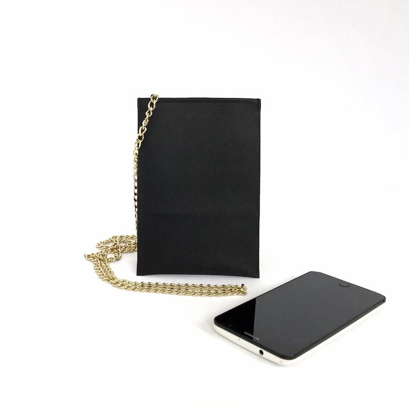 Cell Phone Crossbody Black, Choose Your Color