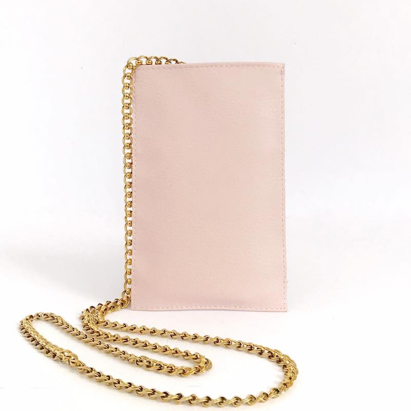 Blush Pink Phone Bag Crossbody, Choose your Color
